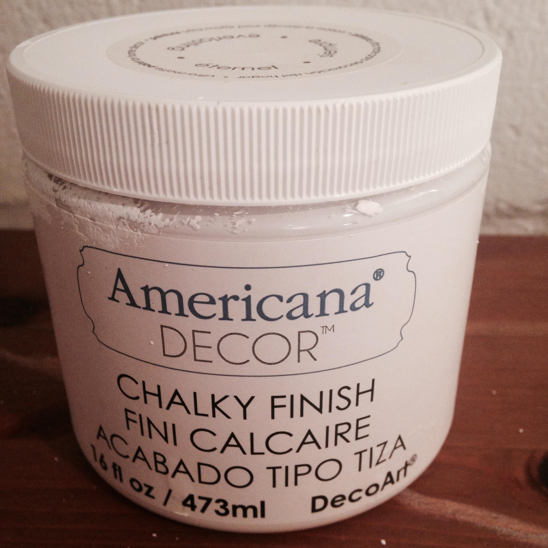 Americana Decor Chalk Paint